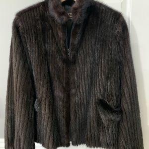 Jackets & Blazers - Javurek Furs Mink Coat